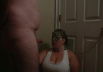 Pee Play Turns This Submissive BBW