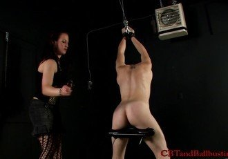 CBT slave experiences a humbler on
