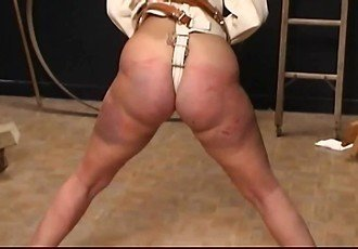 Straightjacket punishment