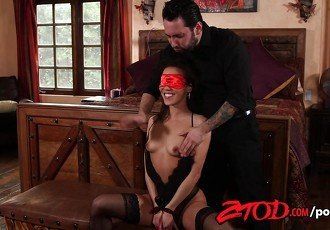 ZTOD - Sexy Kalina Ryu Tied Up