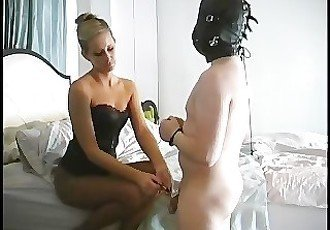 Milking His Prostate-Female