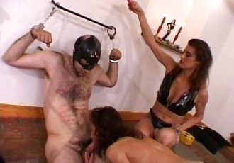 Lady Laura And Hot Wax Lessons