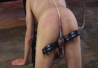 Cybill Troy Strap On CBT