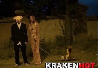 Krakenhot - Exclusive video with a