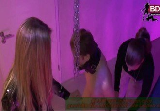 BDSM PARTY IN DEUTSCHLAND MIT