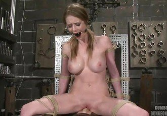 Emily Addison- Sybian Adventure